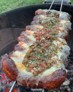 Meat Recipes, Mexican Food Recipes, Appetizer Recipes, Cooking Recipes, Grilled Recipes, Summer Grilling Recipes, Fire Cooking, Campfire Food, Diy Food