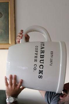2001 Starbucks Abbey Collectors Mug - 5 Gallon Cup in Marina del Rey, CA, USA ~ Krrb
