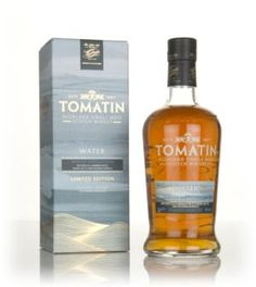 The Tomatin Five Virtues series is a quintet of whiskies built around five elements that contribute to whisky production - Wood, Fire, Earth, Metal and Water. This edition is their Water expression, which was drawn from a combination of sherry butts and second-fill ex-bourbon barrels.