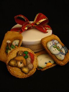 #Christmas Cookies via #TheCookieCutterCompany