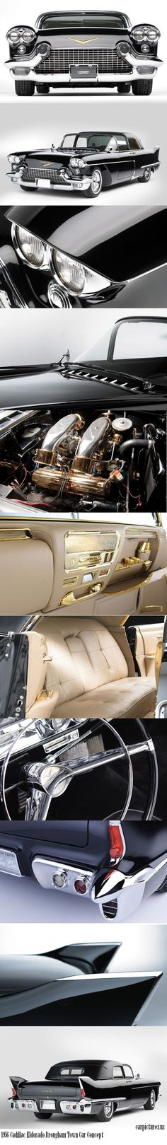 1956 Cadillac Eldorado Brougham Town Car Concept  SealingsAndExpungements.com 888-9-EXPUNGE (888-939-7864) 24/7  Free evaluations/Low money down/Easy payments.  Sealing past mistakes. Opening new opportunities.