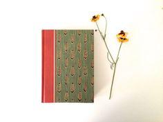 Vintage 1968 Book - Feather Motif - Desk Decor on Etsy, $12.75