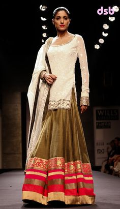 Delhi Style Blog: Manish Malhotra SS 2013 WIFW Mijwan Sonnets in Fabric