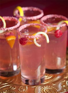 pink lemonade Fresh raspberry and lemon twist for garnish Arabian Nights Sugar 2 oz. pink lemonade Fresh raspberry and lemon twist for garnish Pink Cocktails, Cocktail Drinks, Cocktail Recipes, Cocktail Ideas, Arabian Party, Arabian Nights Party, Arabian Theme, Moroccan Party, Morrocan Theme