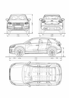 60 Best Blueprints images in 2019 | Cars, Cars motorcycles