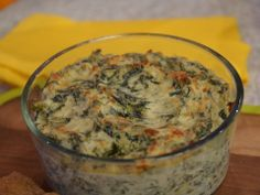 Pajama Party Snacks: Yummy Spinach Artichoke Dip! #bfpjparty #healthy