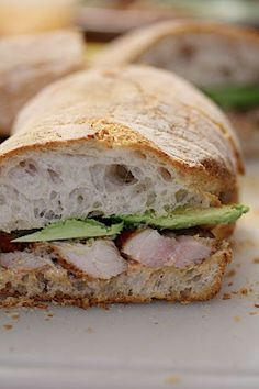 ... baguette-sandwich | Home Cooking Recipes | Pinterest | Baguette