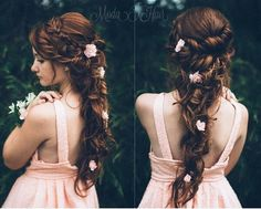 This is what I want my hair to look like on my wedding day <3