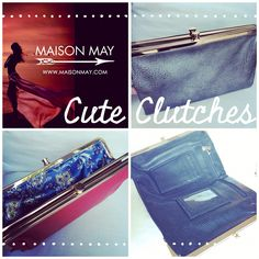 The best clutch/wallet you'll ever own, only $39!! Available in 5 colors. Shop now! http://maisonmay.com/products/wallet-clutch-red #cute #clutch #accessories #maisonmay #shopnow #trendy #treasures #love #inspire #unique #lovely #finds #fashion #perfect #gifts