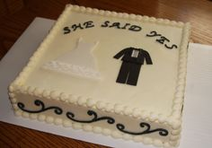 1000+ images about Engagement Party Cakes on Pinterest ...