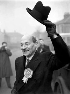 Clement Richard Attlee, 1st Earl Attlee, KG, OM, CH, PC, FRS (3 January 1883 – 8 October 1967) was a British politician who served as the Prime Minister of the United Kingdom from 1945 to 1951, and as the Leader of the Labour Party from 1935 to 1955.