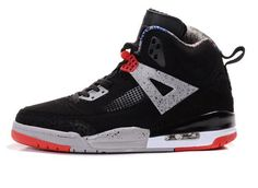 on sale e1978 2616b Jordan Spizikes Black Varsity Red Cement Grey Military Blue , Price   73.66  - Jordan Shoes,Air Jordan,Air Jordan Shoes. Blue JordansAir ...