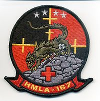 Marine Light Attack Helicopter Squadron 167 New River Marine Corps Base Once A Marine, My Marine, Marine Corps Bases, Camp Lejeune, Attack Helicopter, Cool Patches, Usmc, Badge, United States