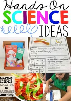 Hands on Science ide