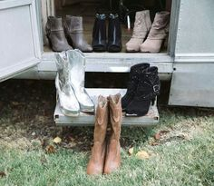 Miranda Lambert's New Boot Designs!