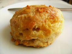 Cheddar Cheese Scones Recipe - Food.com
