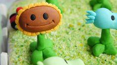 Plants by Kuki -   (zoom into cake)