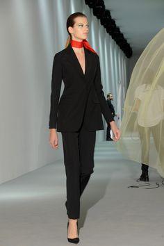 Bette Franke - Christian Dior Backstage