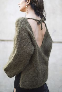 Cyber Monday Mohair Sweater
