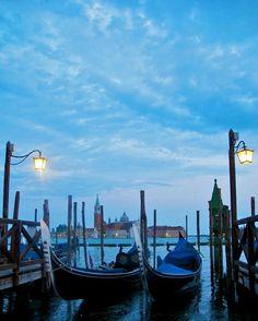 Góndolas, Venecia Italia