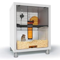 Omlet Qute Hamster Cage