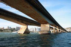 Pontes Colombo Sales e Pedro Ivo Campos - Florianópolis - Brasil