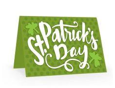 st. patrick's day card design download