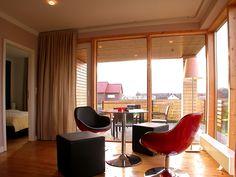 Mein Ostseeferienhaus - Modernes Holzferienhaus an der Ostsee - Zierow Windows, Decor, Curtains, Home, Home Decor