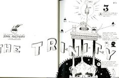 John Hendrix - Pewink trinity.