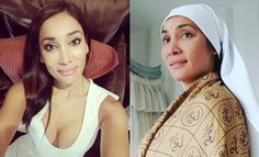 Remember The Ex-‪#‎BigBoss‬ Contestant ‪#‎SofiaHayat‬? She Has Turned Into A Nun Now. See here