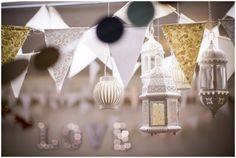 wedding lanterns