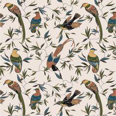 Bird patterns by Millie Marotta — Slideshow with 12 gorgeous patterns