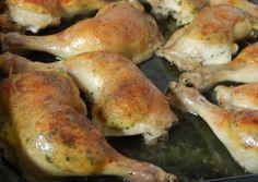 Töltött csirkecomb   Antukné Ildikó receptje - Cookpad receptek Chicken Recipes, Baking, Food, Bakken, Essen, Meals, Backen, Yemek, Sweets