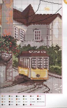 Gallery.ru / Фото #186 - melhor de Portugal em ponto de cruz - Ulrike