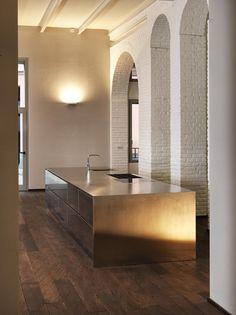 A kitchen with an haute-couture soul: Abimis presents Atelier