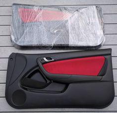 DC5 Type R OEM Door Panels - Red – DC5R Parts Nissan Sentra, Custom Car Audio, Custom Cars, Honda Integra Dc5, Vw Pointer, Corsa Wind, Acura Rsx Type S, Custom Center Console, Integra Type R