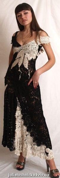 Captivating Crochet a Bodycon Dress Top Ideas. Dazzling Crochet a Bodycon Dress Top Ideas. Col Crochet, Crochet Stars, Crochet Woman, Filet Crochet, Irish Crochet, Dress Skirt, Lace Dress, Bodycon Dress, Crochet Wedding Dresses
