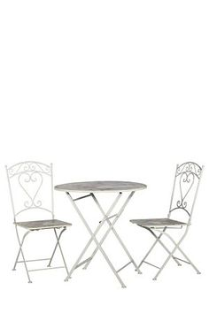 Our metal boho set consists of two chairs and a table. Both chairs and the. Mr  Price HomeCat ...