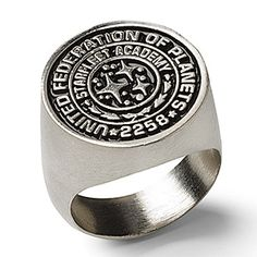Star Trek Class of 2258 ring