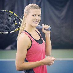 Genie Bouchard Hot | Emerging Tennis Star Eugenie Bouchard Wants To Date Justin Bieber, Her ...