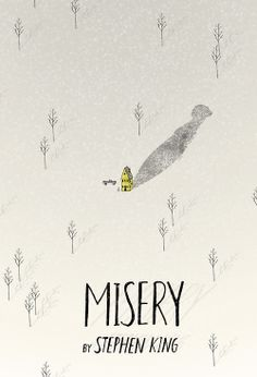 Misery by Mai Ly Degnan, via Behance
