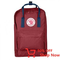 The classic Kanken becomes your computer bag. The padded pocket protects the computer from jostling. Zipper opens the entire main compartment. Padded shoulder straps and a carrying handle on top. Shoulder Straps, Projects To Try, Cauliflowers, Darebee, Planking, Ailee, Baby Shower, Baseboards, Bathroom