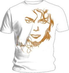 Kiditude - Michael Jackson Portrait Youth T Shirt $17.95 Read more: http://www.kiditude.com/catalog/michael-jackson/michael-jackson-portrait-youth-t-shirt-1026.html