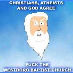 Westboro....you are hell on Earth
