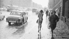 """Warszawa i """"Warszawa"""", fot. Zbyszko Siemaszko (1968)"""