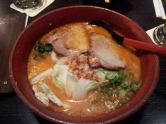 Love love love love Ramen and especially Takumi, even did not go deliberately to a Ramen place during my last trip to Tokyo – do I need to say more?