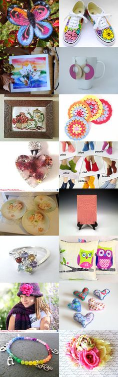 Unique gifts by Natasha on Etsy--Pinned with TreasuryPin.com