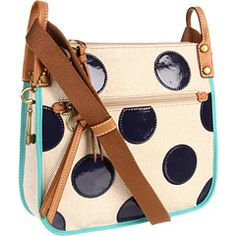 fossil polka dot crossbody colors size xbody and a key this is perfect dot me. Lol :)
