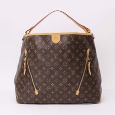 Louis Vuitton Delightfu GM Monogram Shoulder bags Brown Canvas M40354