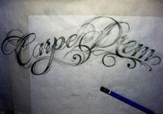 carpe diem | ~arty147 via deviantART -- http://www.deviantart.com/art/carpe-diem-87843214